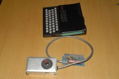 Kit Sinclair ZX81 with Home Built Joystick Mod ( DSC0157 )