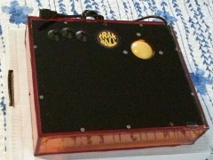 Dan Kramer 3 Fire Button Custom Trak Ball Controller