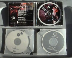 "Colors ""The Mixtape"" CD and jewel case, E3 with Gameplay DVD and E3 2005 Artwork disc"