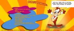Bubsy Fun Ad Not real