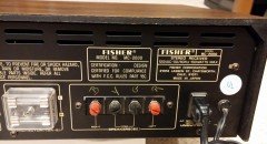 Fisher MC 2000 Receiver 4