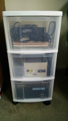 NES and SNES Game Holder