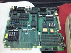 GBA 1000 motherboard