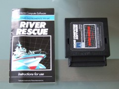 River Rescue Manual and cart