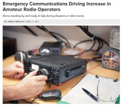 HAM radio is still important