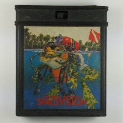 Atari 2600 2 in 1 Multicart by Spacevision