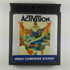 Atari 2600 2 in 1 Multicart With Activision (?) Label