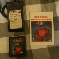 Star Raiders with controller and booklet
