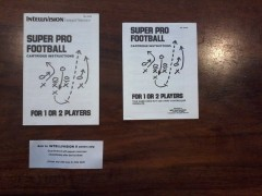 S. P. Football: manual variations