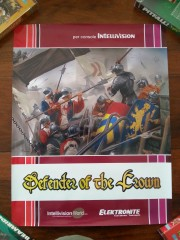 Defender Of The Crown poster In Italian