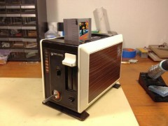 Nintoaster gaming console