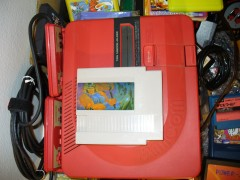 Holy Diver Cart NES -Lockout chip