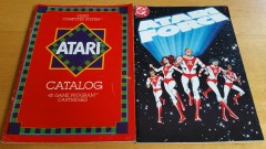 Atari catalog & Atari force 1