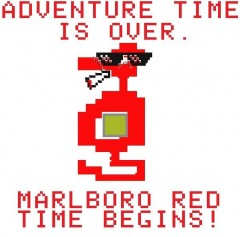 Marlboro Red Time