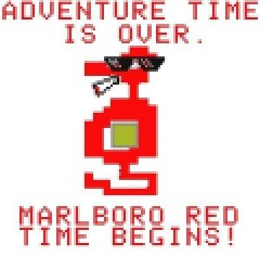 Marlboro Red Time 2