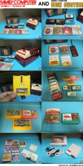 Nintendo Famicom collection By atariboy2600 d9smdbl