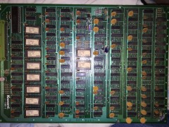 Scramble ROM board 1980