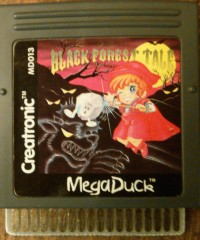 MegaDuck29BlackForestTale