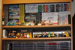 08 - Gamecube, Wii, DS, 3DS (plus some SNES CIB, figures, and my Colecovision)