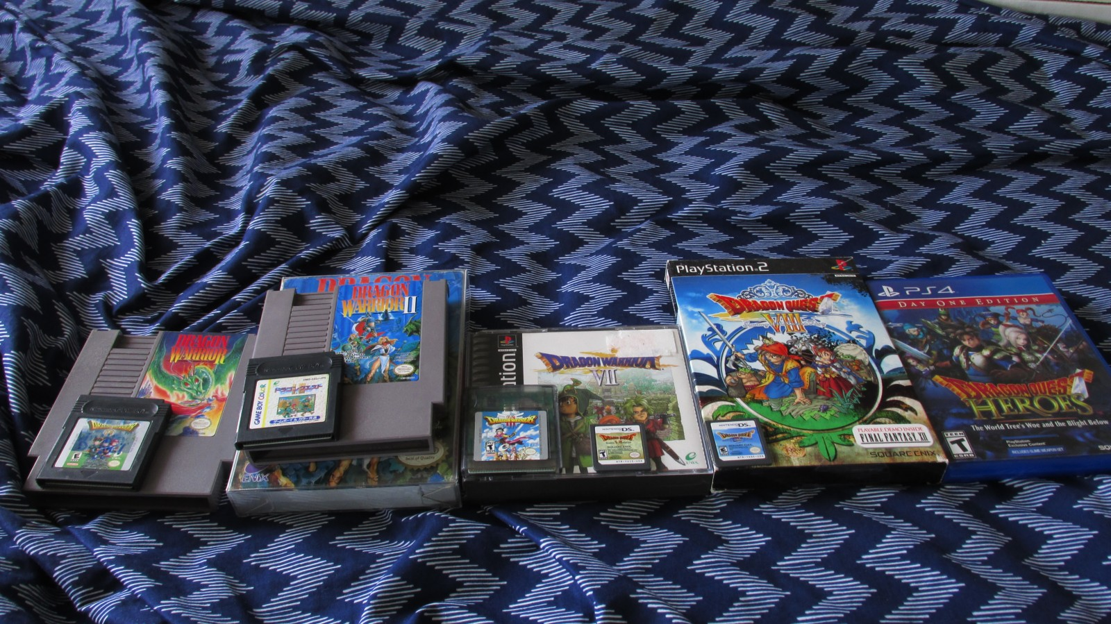 RetroIndieGamer's Series collections