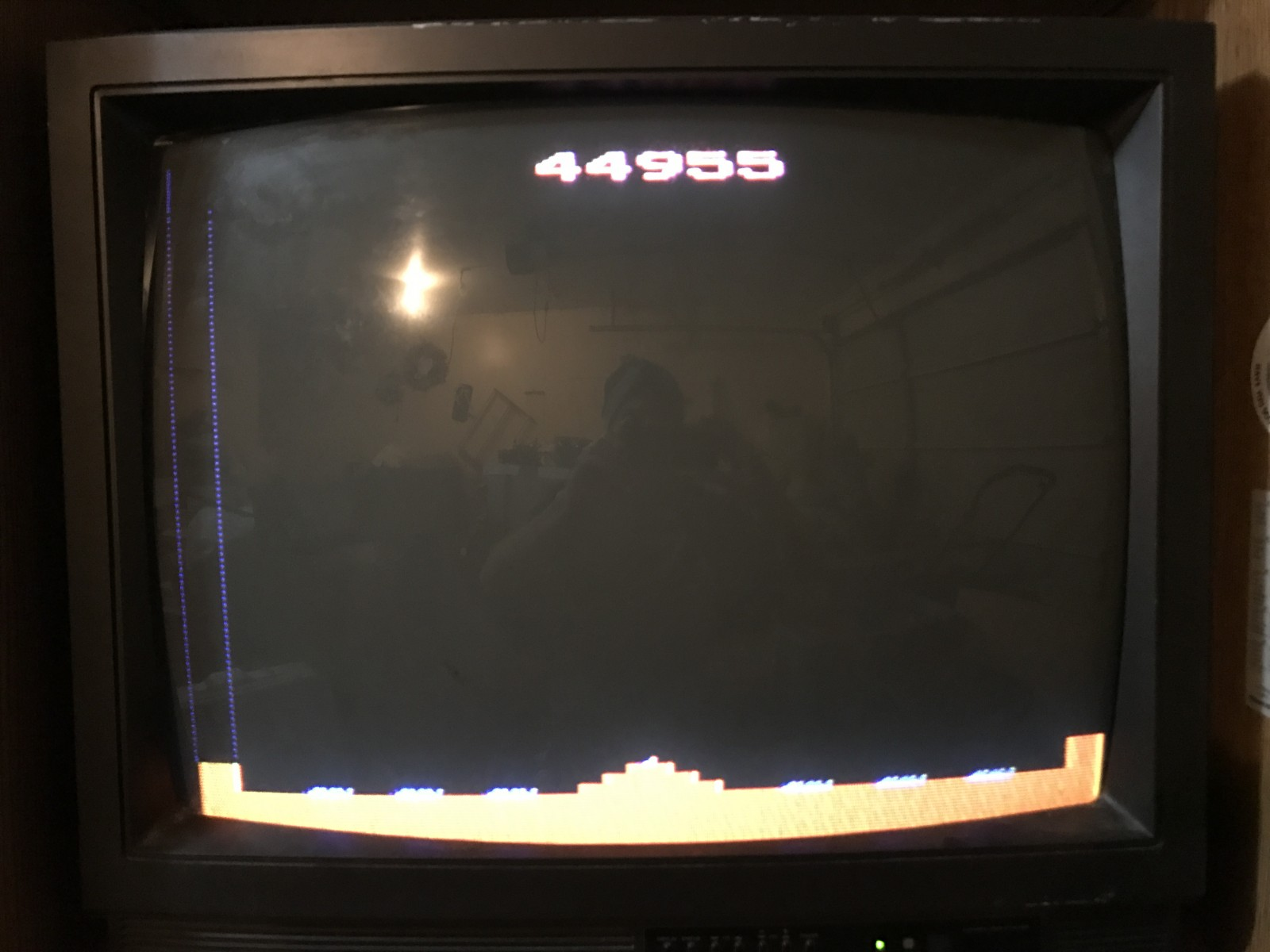 High Score Missile Command 4/B