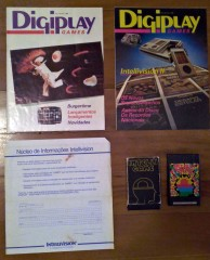Raridades Intellivision - Digiplay