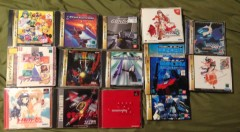 Saturn/PS1 collection