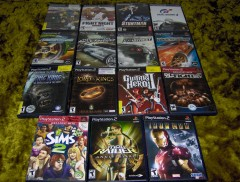 Garage Sale PS2 Games!