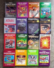 Atari 2600 Collection Set 2