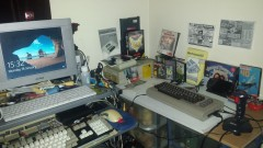 My C64 and Amiga Corner