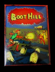 BOOT HILL for Colecovision & ADAM Box front