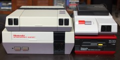 NES Hardware Collection