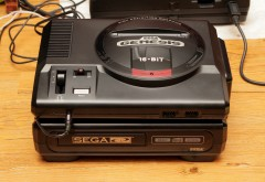 Sega Gen + CD Model 1