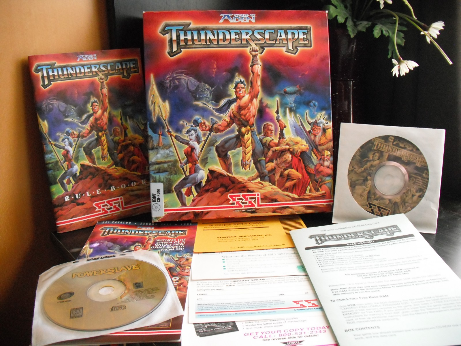 Thunderscape (SSI)