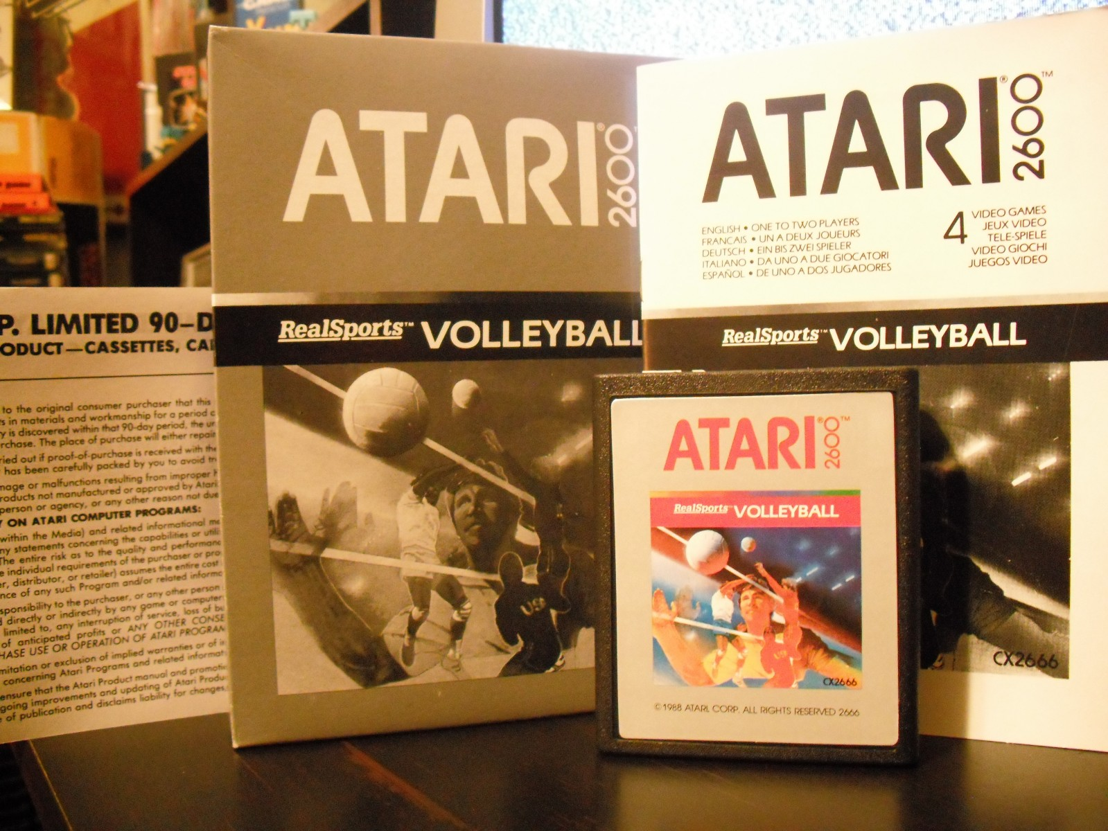 Volleyball (Atari Corp.)