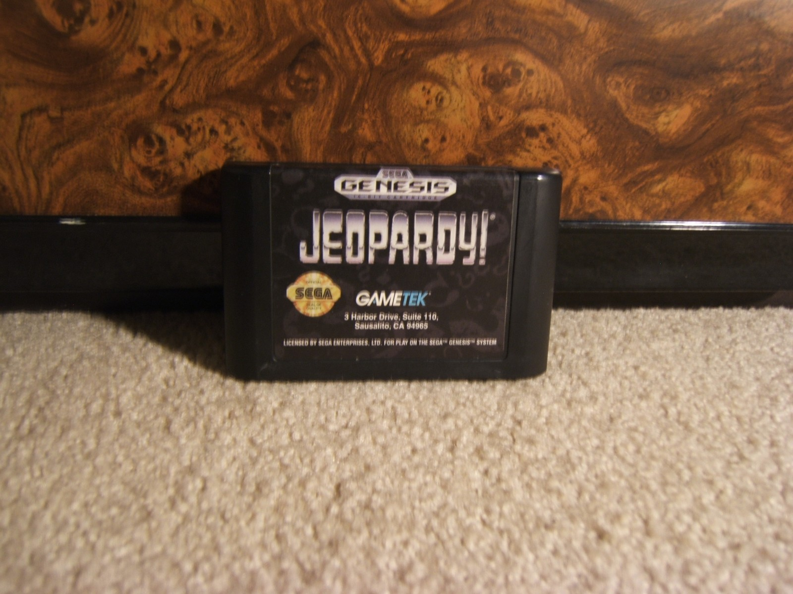 Jeopardy (Game Tek)