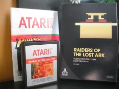 Raiders Of The Lost Ark (Atari) (Original Box By Brian O)