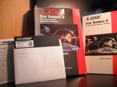 Star Raiders II (Atari Corp.)