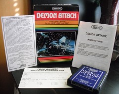 Demon Attack (Imagic)(Black Box)