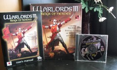 Warlords III Reign Of Heros (SSI, RED Orb)