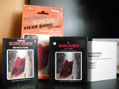 Sorcerer (Mythicon) Complete Package.