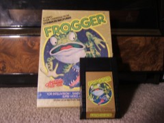 Frogger (Parker Brothers)