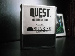 Quest For Quintana Roo (Sunrise Software)