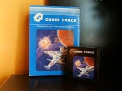 Cross Force (Taiwan Cooper)