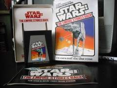 Star Wars The Empire Strikes Back (Barker Bros.)(Boxed)