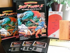 Street Fighter II (U.S. Gold, Hi Tech Expressions)