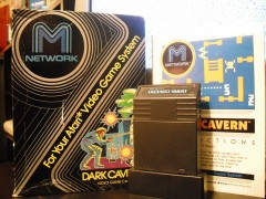 Dark Cavern (M Network)