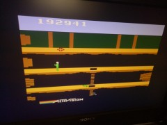 Pitfall II Lost Caverns PAL