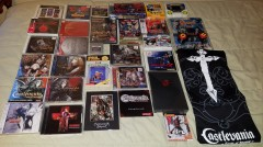 Castlevania   imports And misc