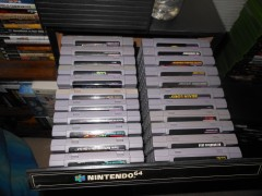 SNES drawer 1